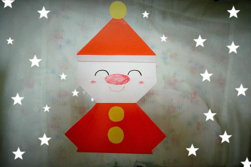すべての折り紙 折り紙サンタの作り方 : クリスマスが近くなると ...