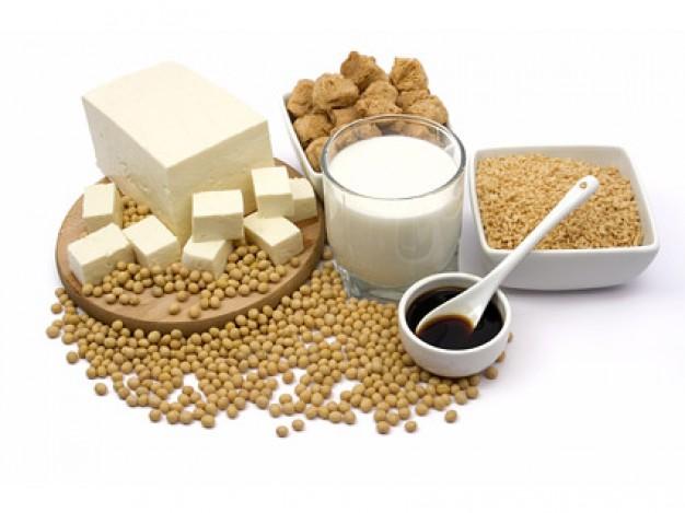 豆乳 大豆イメージ