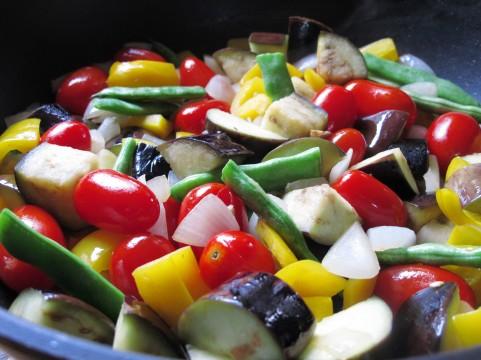 夏バテ 疲れを取る野菜