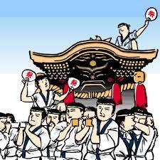 岸和田だんじり祭りイメージ