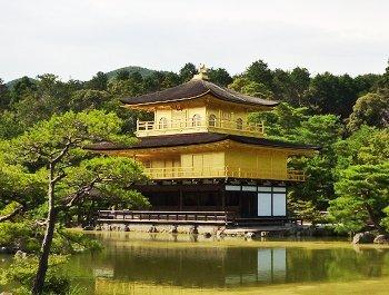 世界遺産金閣寺