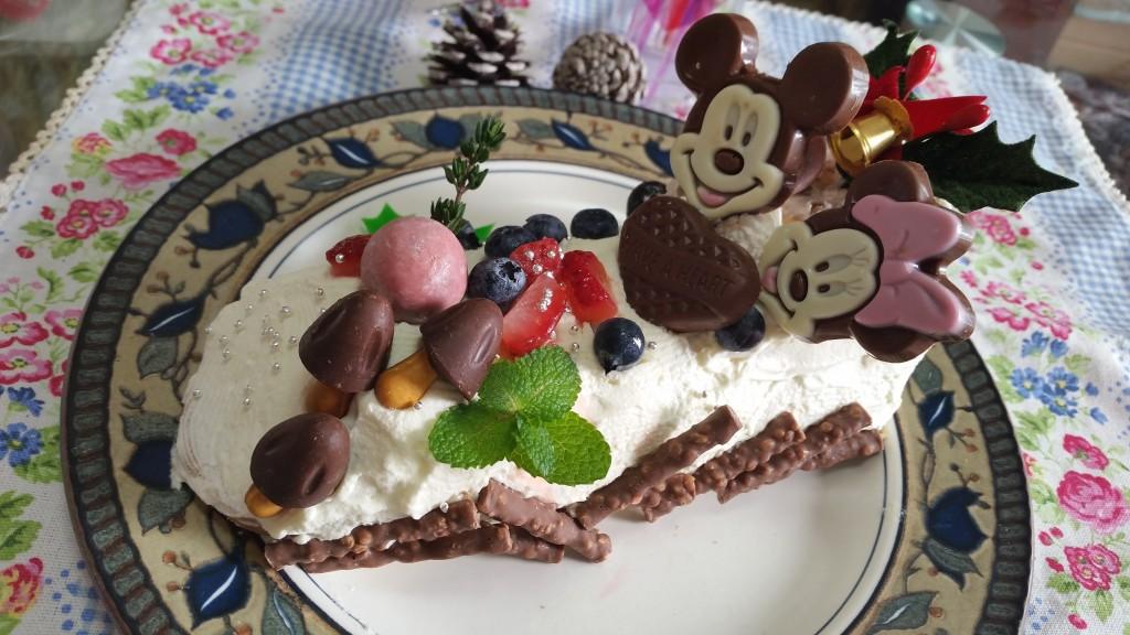 マリーで簡単ケーキ作り方