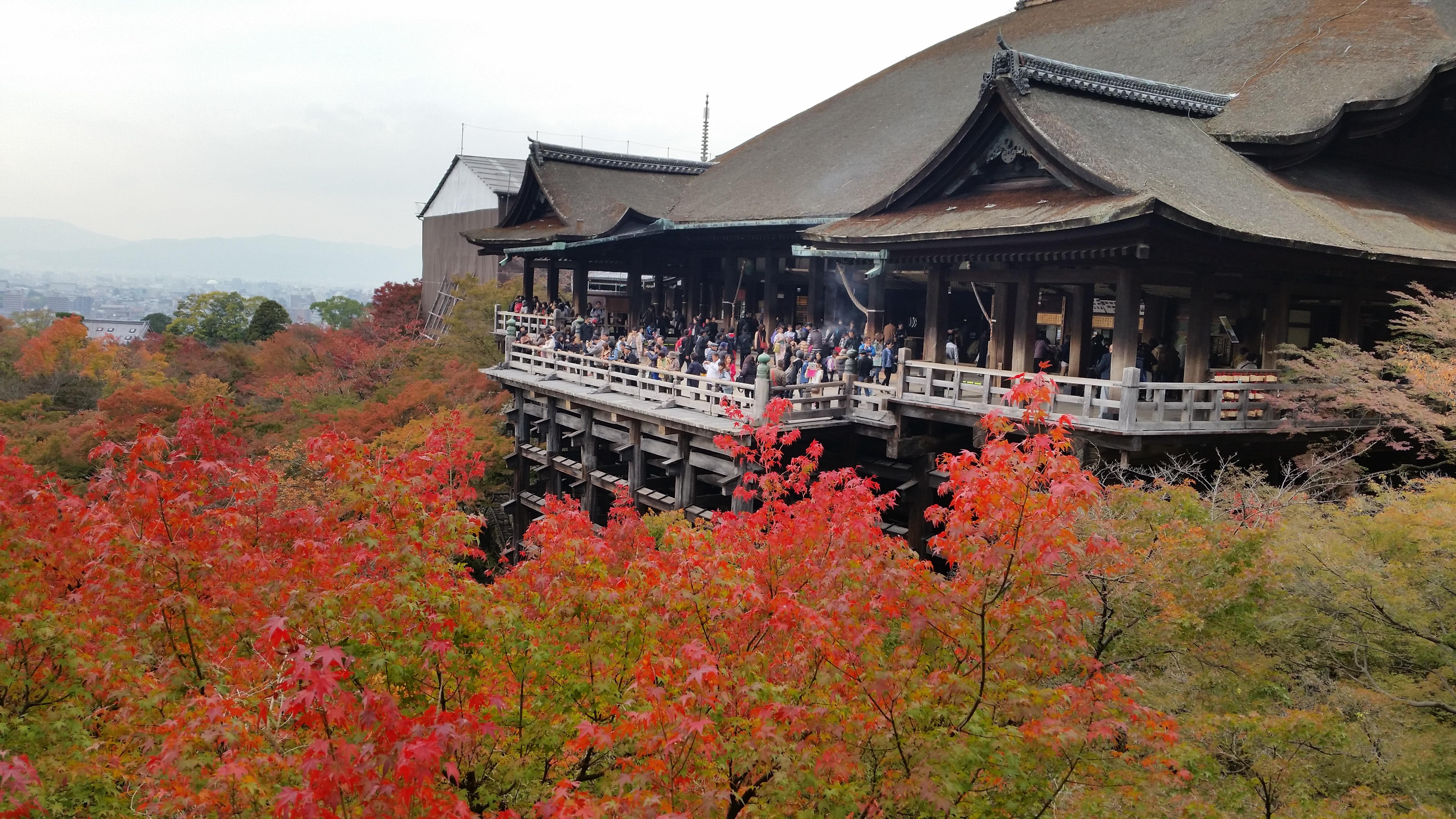 京都清水寺への行き方~バスと電車安くて早いアクセス方法 ...
