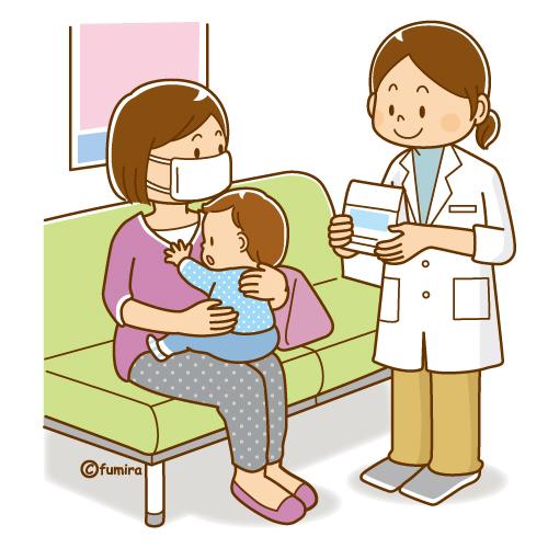 子供の病気 インフルエンザ
