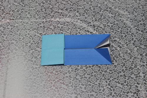 鯉のぼり折り紙子供折り方9