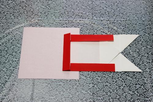鯉のぼり折り紙作り方9