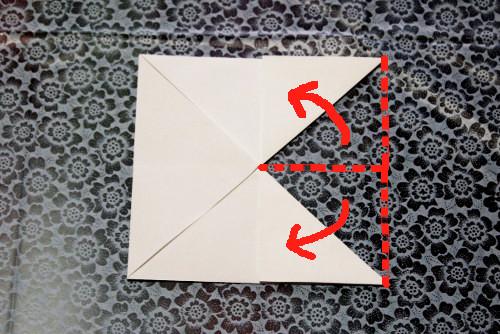 鯉のぼり折り紙5-2