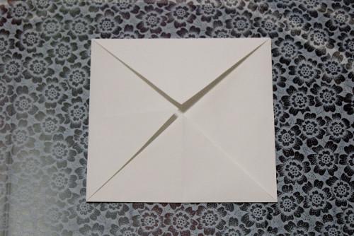 鯉のぼり折り紙4