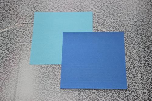 鯉のぼり子供折り紙折り方1