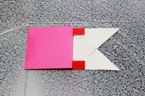 鯉のぼり折り紙作り方11