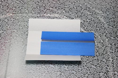 鯉のぼり折り紙子ども4