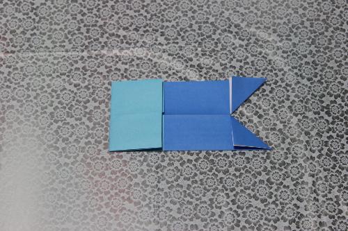 鯉のぼり子供折り方10