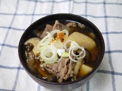 山形芋煮レシピ作り方